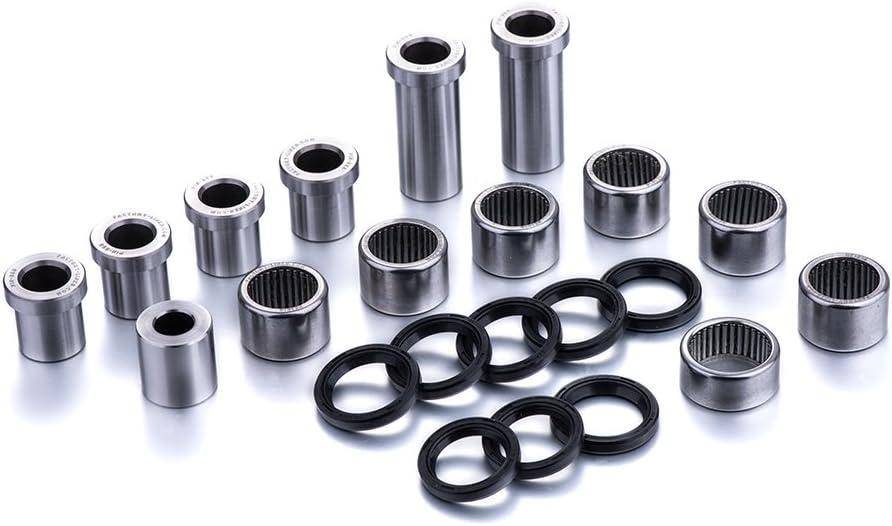 [Factory-Links] Linkage Bearing Rebuild Kits, Fits: Sherco (2007-2016): SE 250i-F, SE 300i-F, 250 SEF-R, 300 SEF-R, 450 SEF-R, 250 SE-R, 300 SE-R 61cvbwh32RLSL1200_