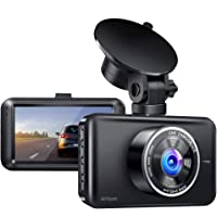 $39 » Dash Cam, 1080P Full HD Dash Camera for Cars Front with 3-Inch LCD Screen, Night Vision,…