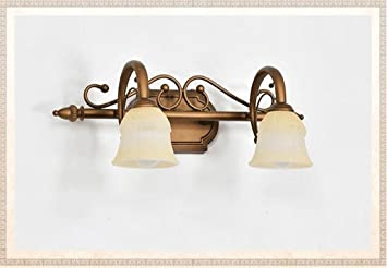 Im europäischen Stil mit LED-Spiegel Scheinwerfer Badezimmer ...