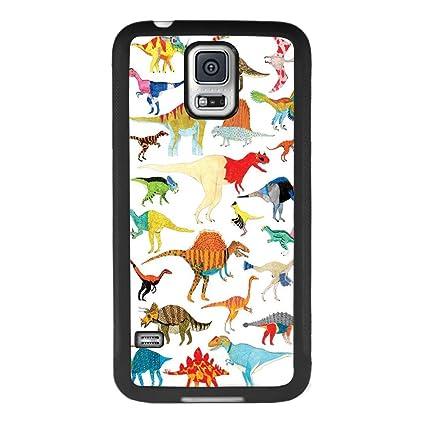 Amazon.com: Carcasa para Samsung Galaxy S5, diseño de cerdo ...