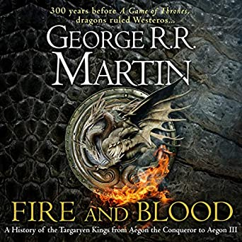portada Fire and Blood: 300 Years Before A Game of Thrones