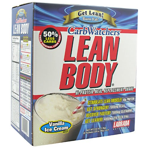 Labrada Nutrition Carb Watchers Lean Body by Labrada