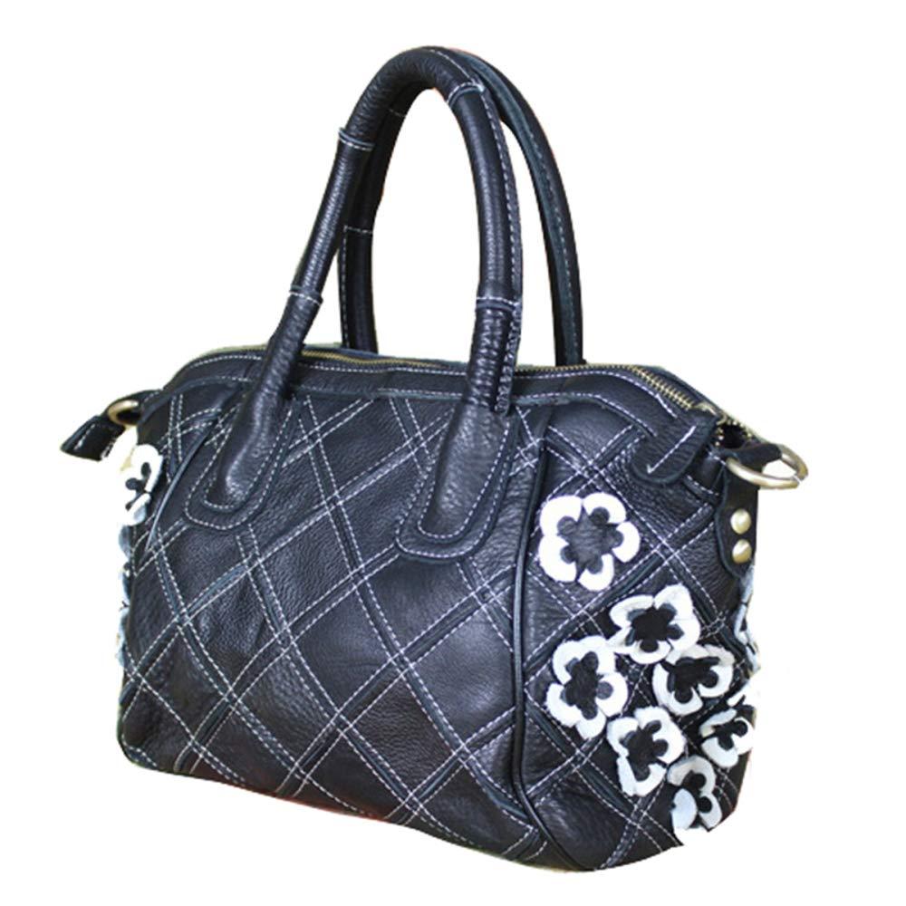 damen Echtes Echtes Echtes Leder Retro Handtasche Damen Schultertasche Peeling Messenger Bag Westlichen Stil B07PMJ4YYQ Henkeltaschen aaa1e6