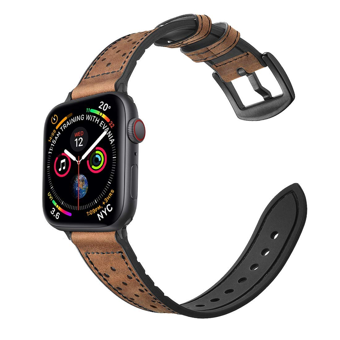 Malla Cuero para Apple Watch (38/40mm) MIFA [7MG2YZKS]