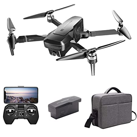getherad Dron cuadricóptero RC con Doble cámara FPV 4K ...