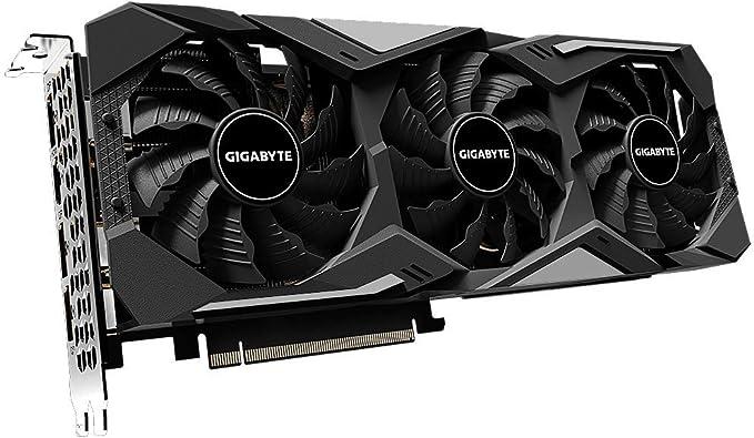 GIGABYTE GeForce RTX 2070 Super Gaming OC 8G Graphics Card, 3X Windforce Fans, 8GB 256-Bit GDDR6, GV-N207SGAMING OC-8GD Video Card