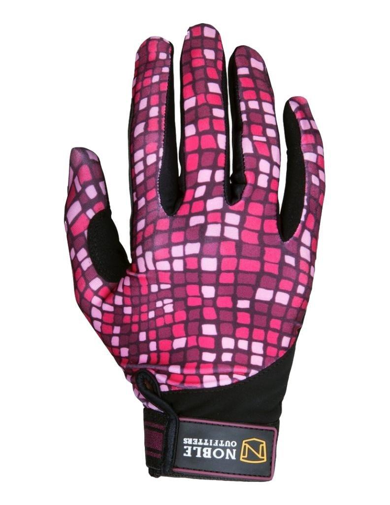 ノーブルOutfitters Perfect Fit Riding Gloves イチジク 7 7イチジク B076F717FR
