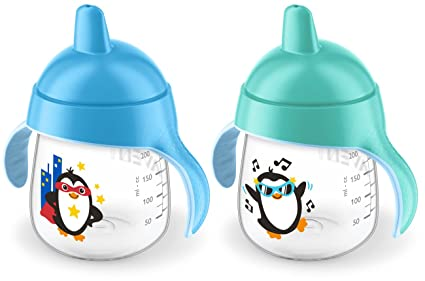 Philips Avent Hard Spout My Little Sippy Cup 9oz