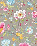 Eijffinger Wallcovering 341004 PIP Collection Wallpaper - Multi-Colour