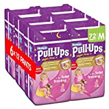 Huggies Pull Ups Nigh Time Potty Training Pants for Girls, Medium -72 Pants Total