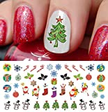 Christmas Holiday Assortment Water Slide Nail Art Decals - Best Reviews Guide