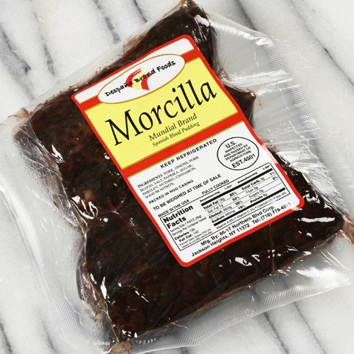 Pudding Sausage (Morcilla Blood Sausage (6 ounce))