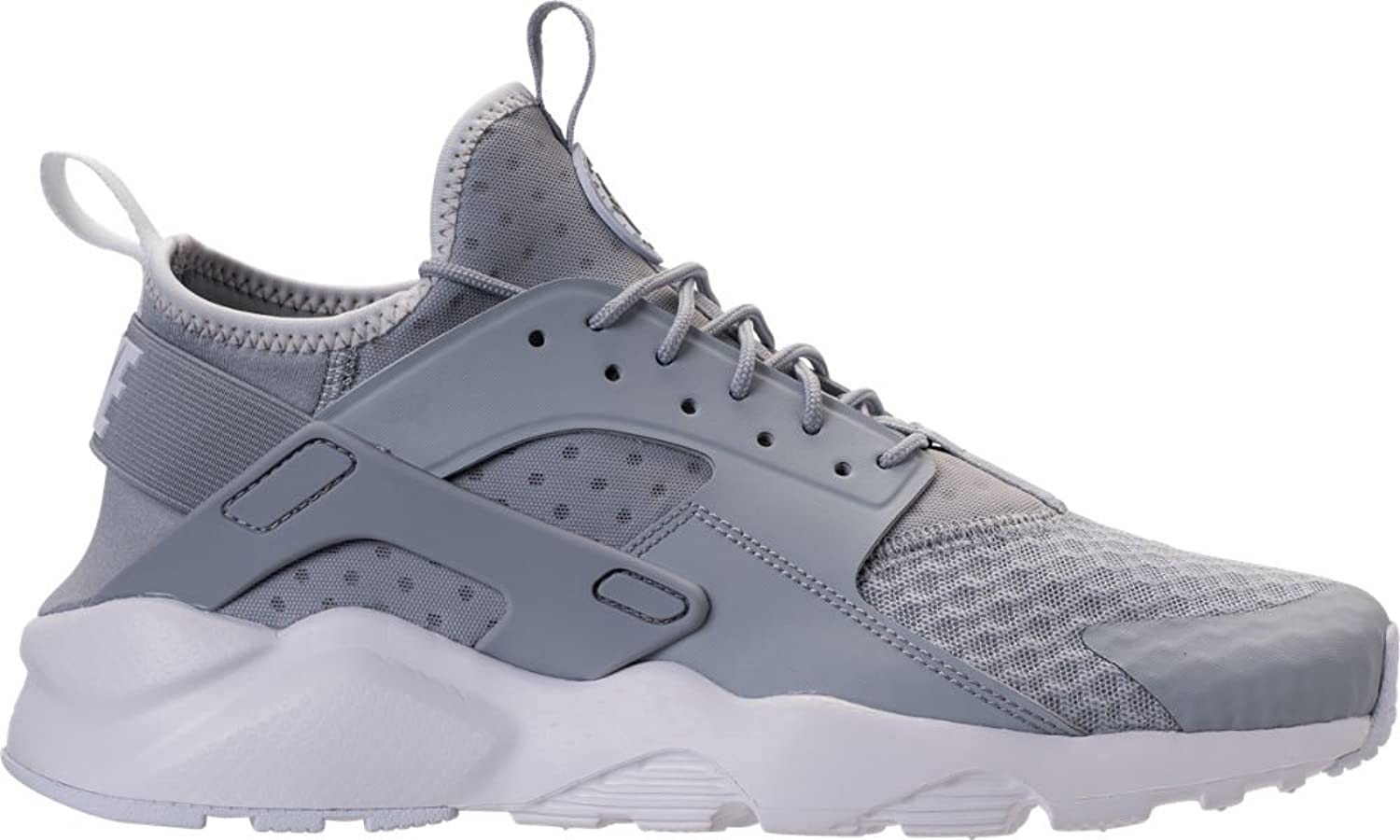 ナイキ シューズ スニーカー Men's Nike Air Huarache Run Ultra Casual Wolf Grey/ 1z5 [並行輸入品] B0757399Z5