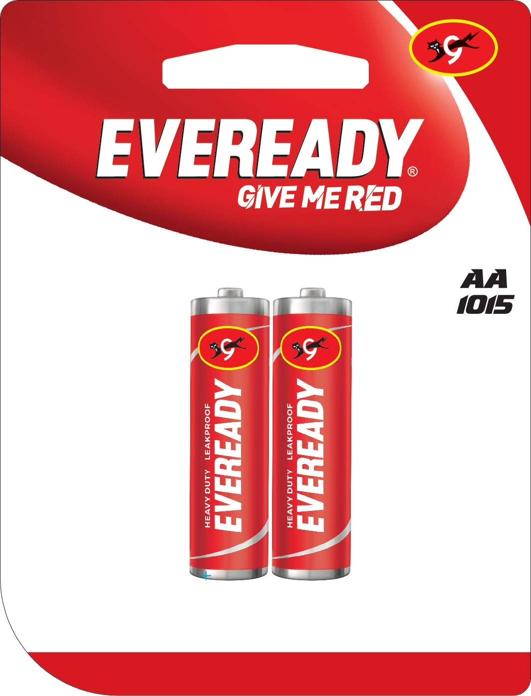 Eveready 1015 Carbon Zinc Aa Battery 2 Pieces Buy Online In Cayman Islands At Cayman Desertcart Com Productid 139060715