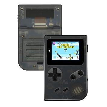 QUMOX Consola de Juego portátil Sistema Mini GBA Retro 2ŽŽ HD ...