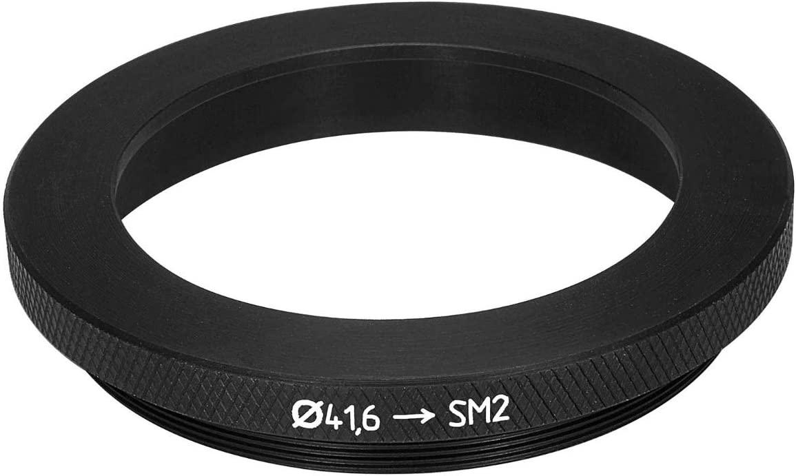 41.6mm to SM2 Male Thread Adapter for shutters