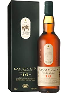 Lagavulin 16 Años Whisky Escocés - 700 ml
