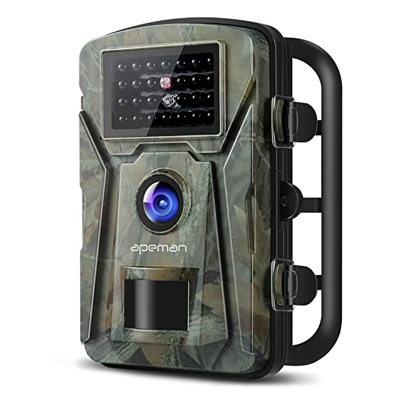 Review APEMAN Trail Camera 12MP