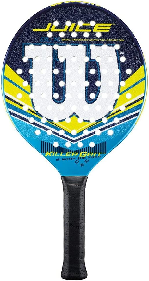 Amazon.com: Wilson Juice Plataforma de tenis Paddle: Sports ...