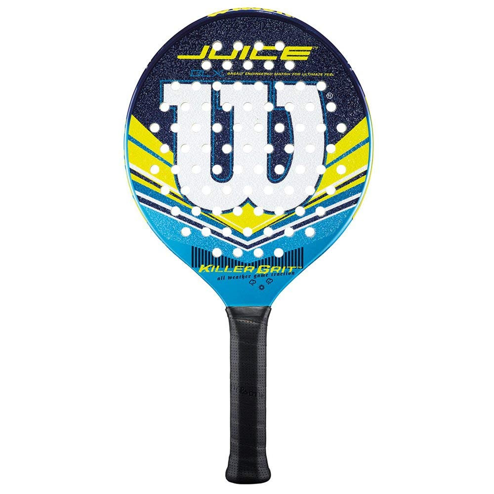 Amazon.com : Wilson Juice Platform Tennis Paddle (4-1/2