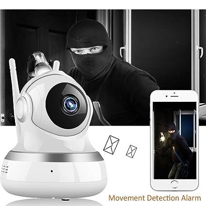 Cámara de vigilancia inteligente wifi