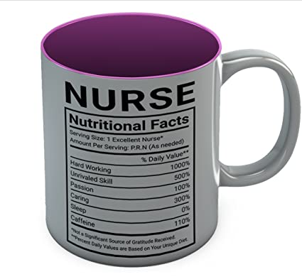 Amazon Nurse Coffee Mug
