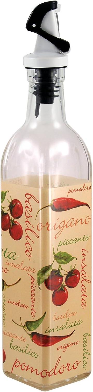 """Details about  /Grant Howard 16 Oz /""""Insalata Pomodoro/"""" Oil Dispenser Bottle"""