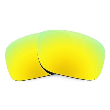 replacement lenses oakley holbrook xiur  Revant Replacement Lenses for Oakley Holbrook 24K Gold MirrorShield