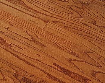 Bruce Hardwood Floors EB5215P Springdale Plank Engineered Hardwood Flooring,  Gunstock