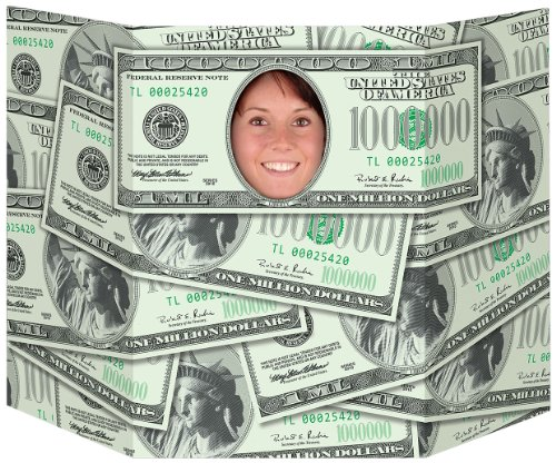 Million Dollar Smile Photo Prop Party Accessory (1 count) -