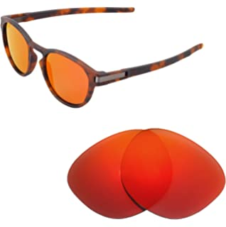 ca43719c89 Walleva Replacement Lenses for Oakley Latch Sunglasses - Multiple Options  Available