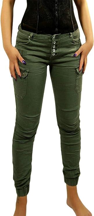 Pantalón Jogg Jeans para Mujer Pantalón Joggstyle Cargo ...