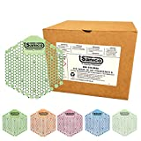 Sanico The Wave 30-Day Air Freshener and Urinal Deodorizer Screen with Enzymatic Technology, Cucumber Melon - 10 per Case