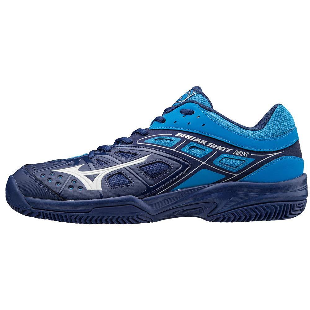 Mizuno Chaussures Break Shot CC: Amazon.es: Deportes y aire libre