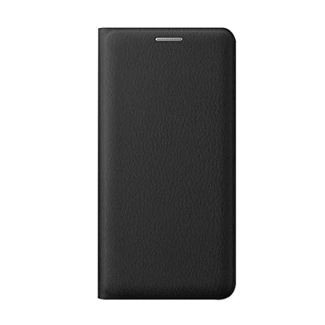 finest selection d4d0e aa65d Synthetic Leather flip Cover case for Micromax Canvas 5 Lite Q463 ...