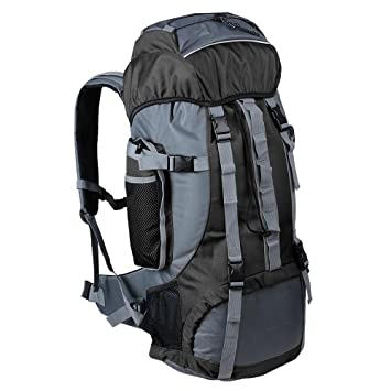 Amazon.com : AW Outdoor 70L Sports Hiking Camping Backpack Travel ...