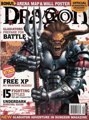 Dragon Magazine 303 pdf epub