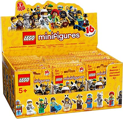 LEGO Minifigures Series 1 Mystery Pack