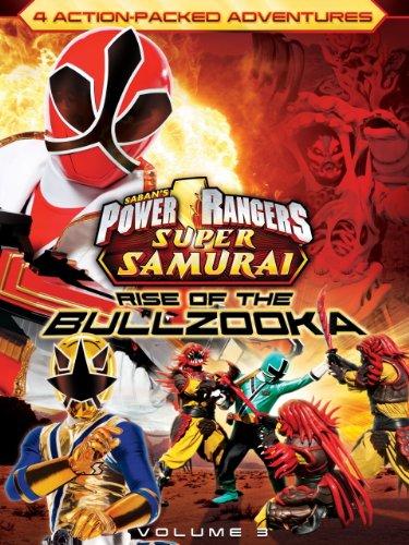Power Rangers Super Samurai: Rise of the Bullzooka (Power Rangers Bullzooka compare prices)