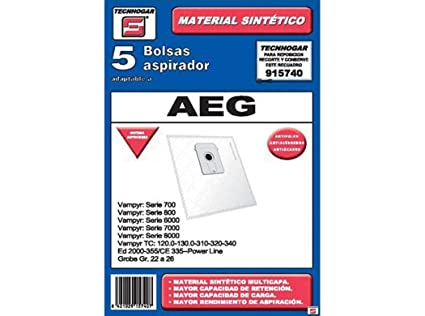 Amazon.com: tecnhogar 915741 – Bag Vacuum Cleaner, White ...