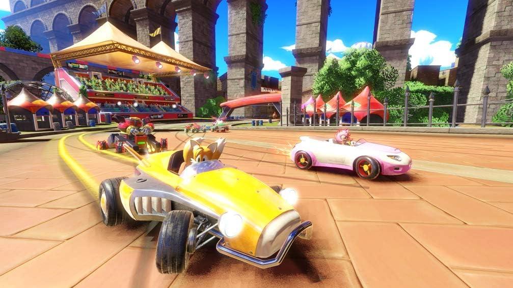 Amazon com: Team Sonic Racing - Xbox One: Sega of America