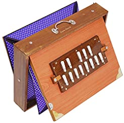 Shruti Box Special Teak Wood Size (16