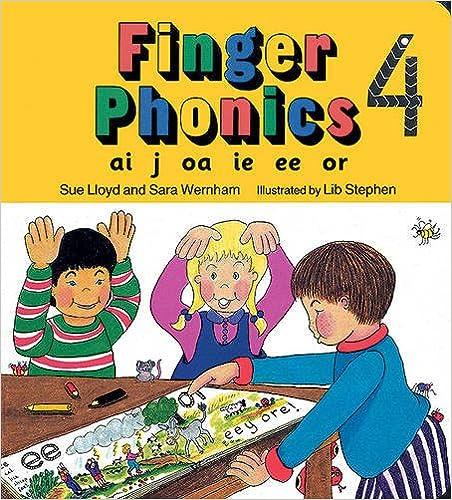 Finger Phonics 4