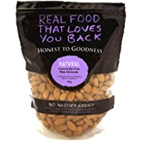 Honest to Goodness Almonds Raw Insecticide Free, 1 Kilograms