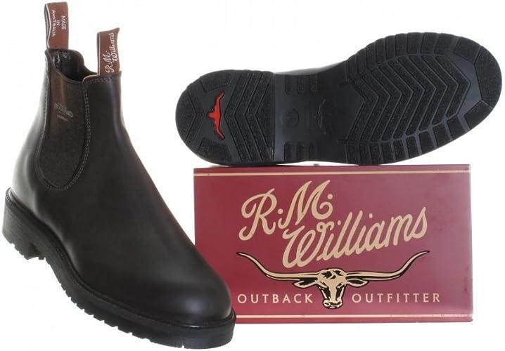 RM Williams Stockyard Boot - Brown Wide