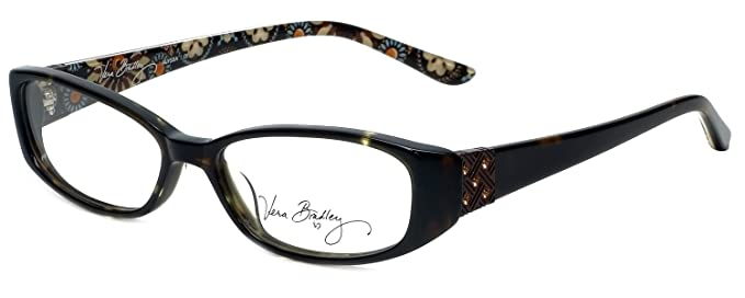 3e9416dede Image Unavailable. Image not available for. Color  Vera Bradley Designer  Eyeglass Frame Alyssa-CYN in Canyon 52mm