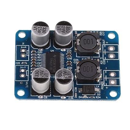 SeaStart - Amplificador Digital Mono (60 W, 8-24 V, para la ...