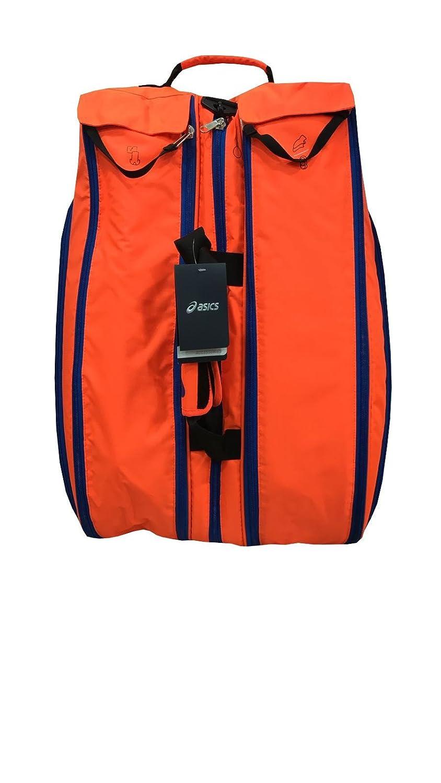 ASICS 114574-0521 Bolsa de pádel, Unisex Adulto, Naranja (Shocking Orange), Talla Única: Amazon.es: Deportes y aire libre