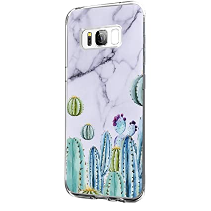 Amazon.com: Funda compatible con Samsung Galaxy S8 Plus ...