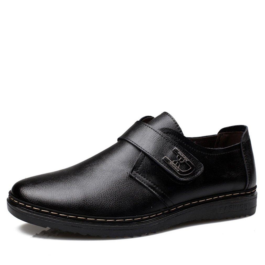 Feidaeu - Brogue Hombre 40 EU|Schwarz,Schnalle Zapatos de moda en línea Obtenga el mejor descuento de venta caliente-Descuento más grande